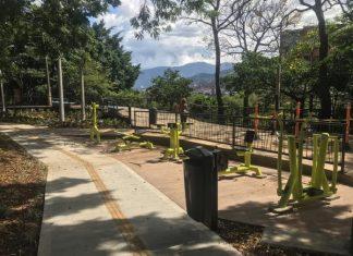 parque La Bailarina