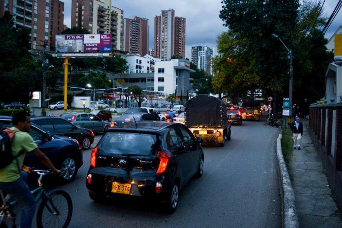 pico y placa en Medellín este miércoles 21 de octubre