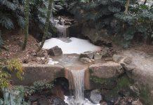 Quebrada La Sucia, causante de molestias y hasta de enfermedades
