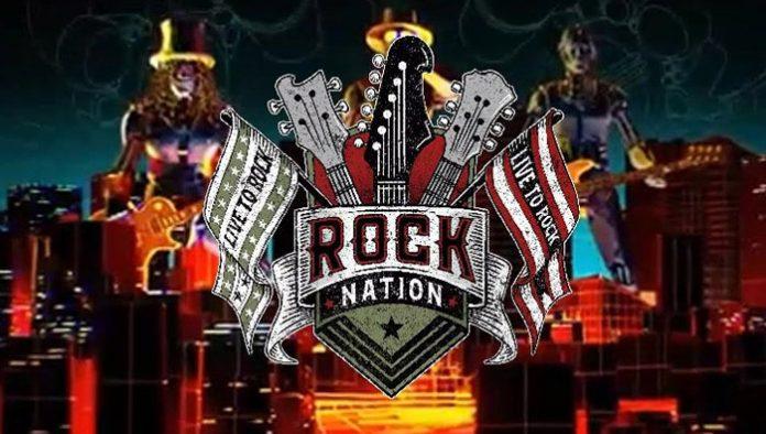 Rock Nation en el Hard Rock Medellín
