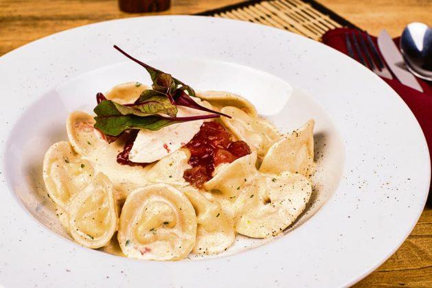 comida italiana en Medellín en Medellín Tortelloni di Pecora