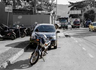 El mal parqueo y sus efectos en la movilidad de Medellín