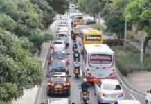 Pico y placa ambiental en Medellín para el lunes 24 de febrero de 2020