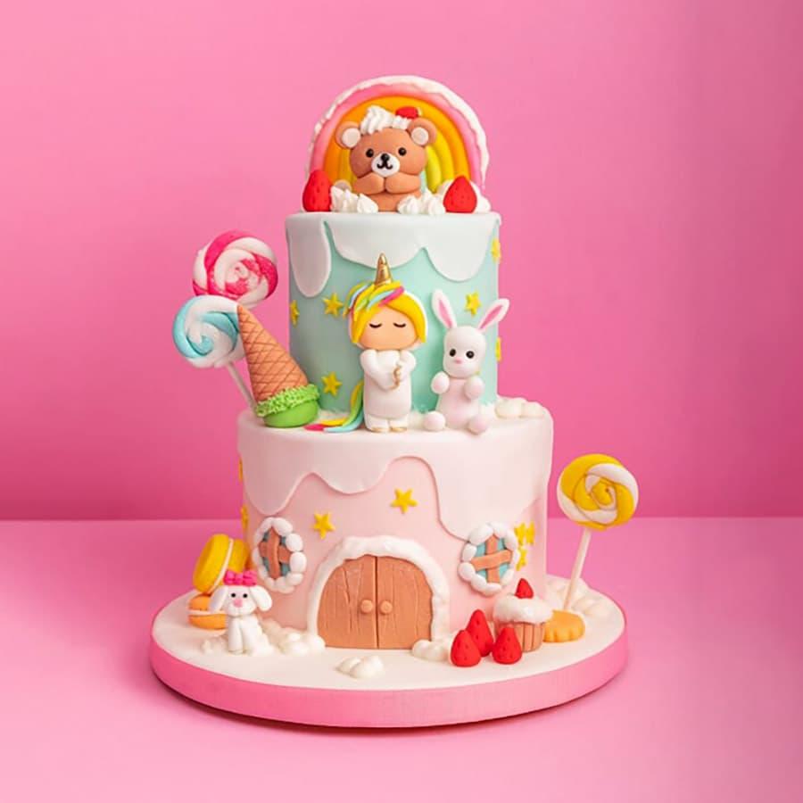 ExpoTortas, un espacio para deslumbrarse con el cake design