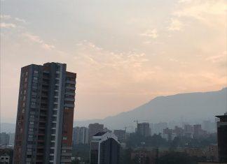 Calidad del aire debería estar en Estado de Alerta