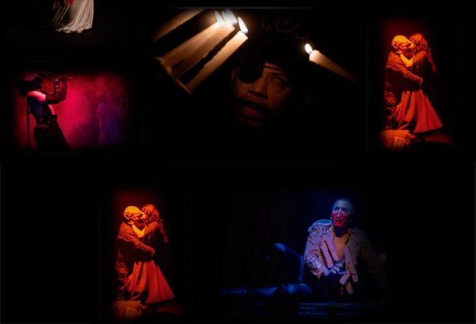 Ensayando a Stoker Drácula del Teatro La Hora 25