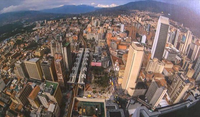 El centro de Medellín por todo lo alto