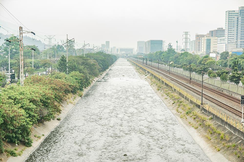 Rio medellín