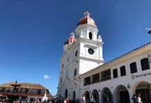 toque de queda en Rionegro por coronavirus