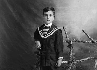 """Este niño es Ricardo Rendón. """"Un dios"""", """"El Goya colombiano"""""""
