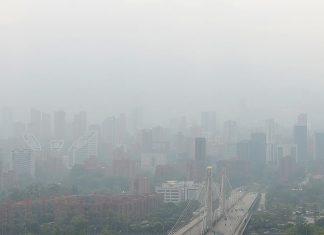¿La calidad del aire en Medellín sometida a consulta popular?