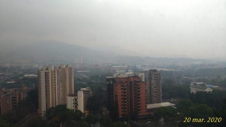 Calidad del aire