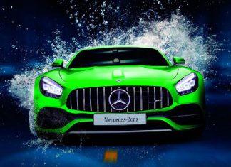 Mercedes-Benz Autoshow