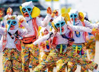 Carnaval de Barranquilla es Patrimonio de la Humanidad.