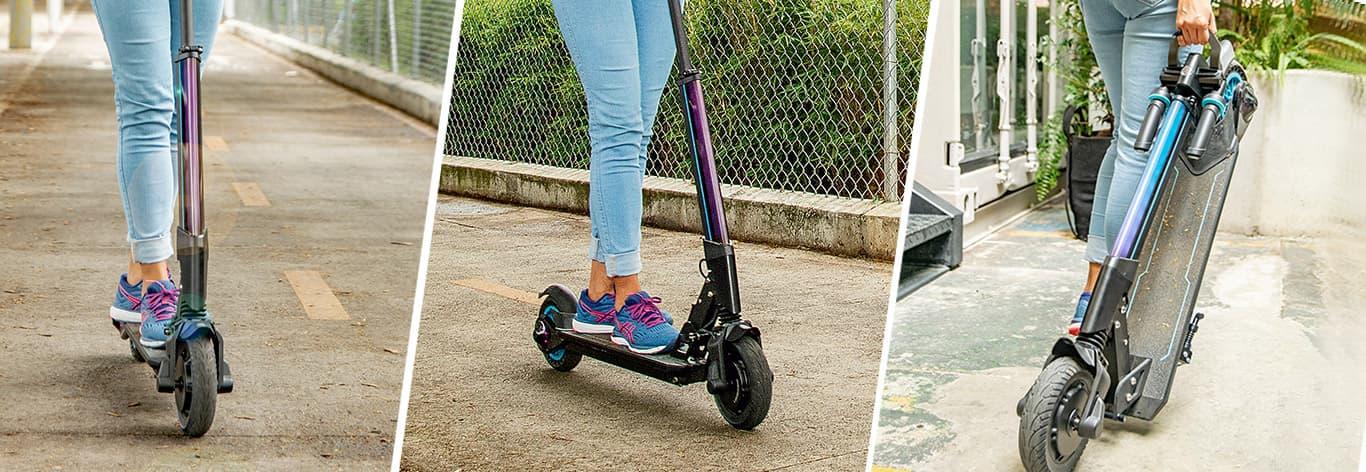 patinetas eléctricas  o scooter eléctrica