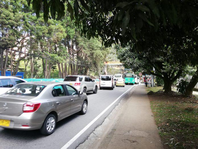 pico y placa en Medellín este martes 24 de noviembre