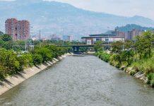 Descontaminación del río Medellín