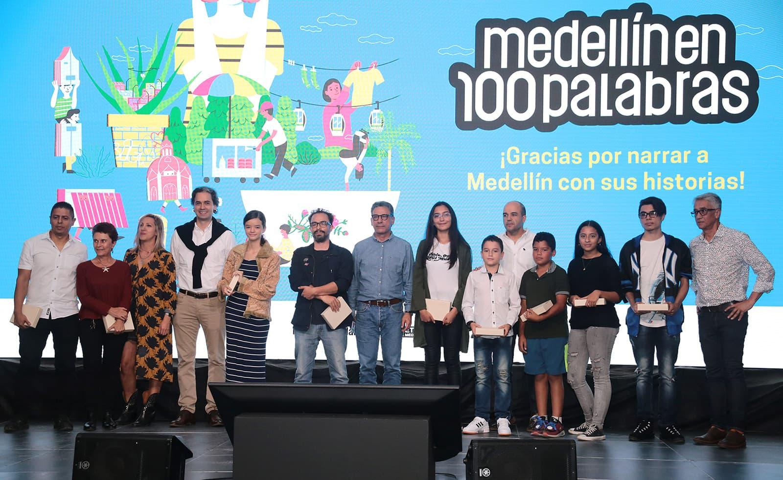 Comfama Medellín en 100 palabras