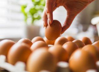 Guardar los huevos