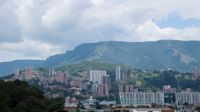 Calidad del aire en Medellin