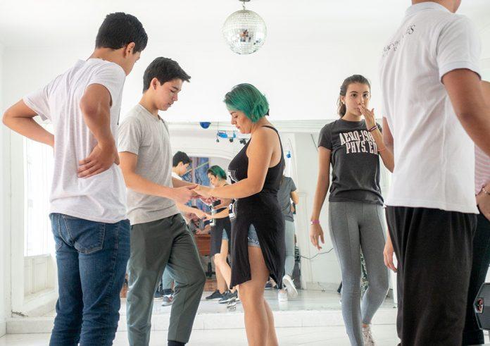 Las clases tienen una duración de 40 minutos. Foto cortesía de lamagiadetusbailes.com