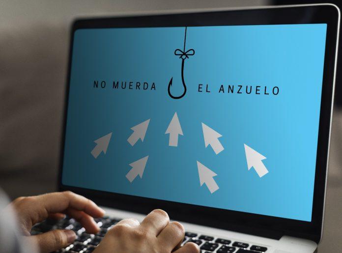 Redes sociales información falsa y phishing