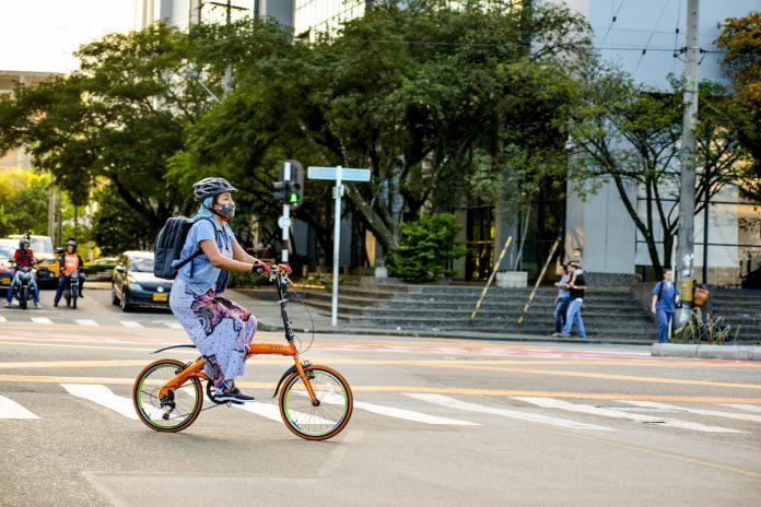Las bicicletas pueden evitar que la movilidad colapse ahora que el transporte público estará hasta máximo el 35 % de su capacidad.