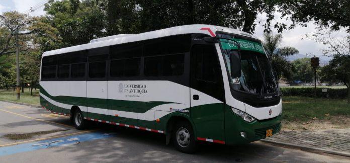 Buses U de A