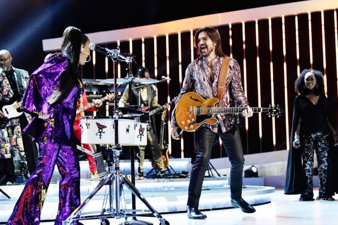El concierto inicia a las 8:00 p.m. hora de Colombia.