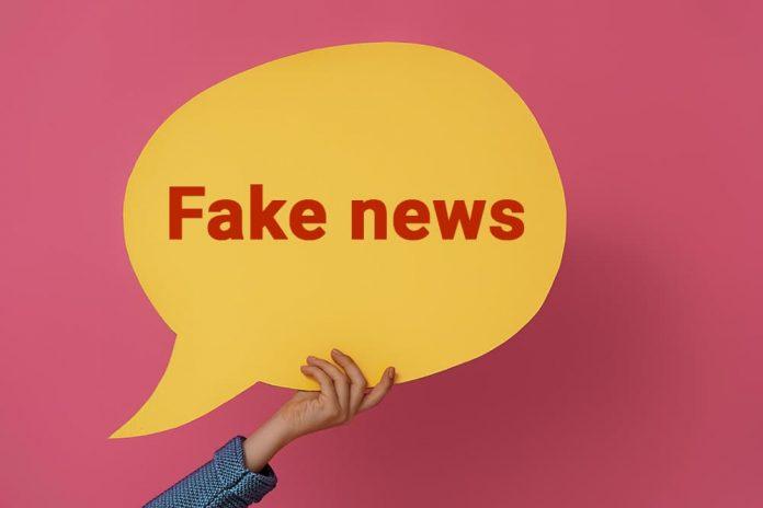 Fake news en las redes sociales