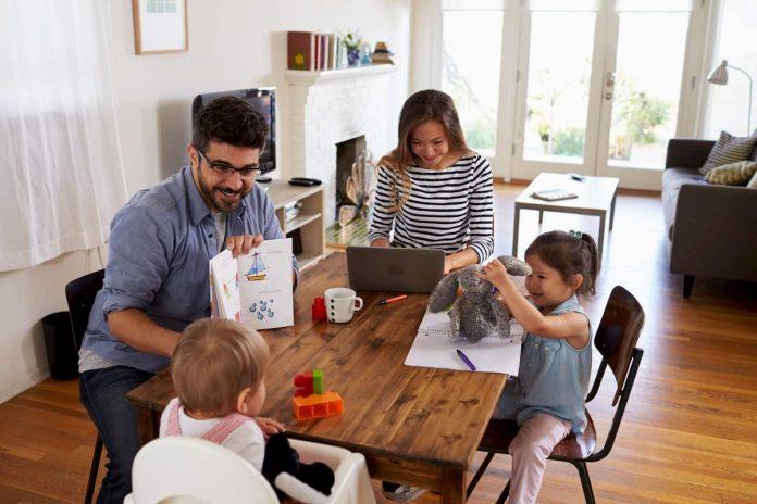 Actividades niños en casa