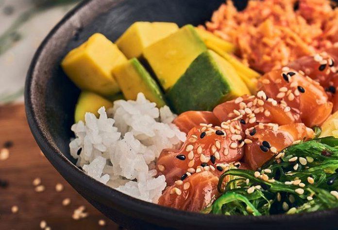123WOK Cocina asiática fresca y saludable
