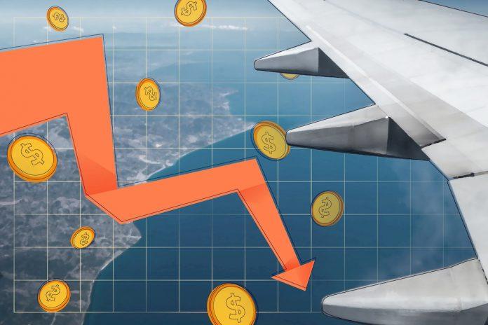 Varias aerolíneas se han declarado en bancarrota, buscando auxilio financiero por parte de los gobiernos o de inversionistas que aspiran a recoger ganancias cuando toda esta pesadilla termine.