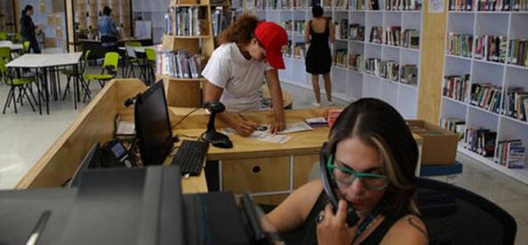 Biblioteca El Poblado