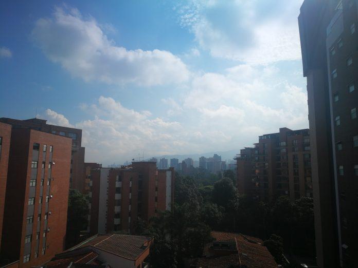 Calidad del Aire Medellín 4 mayo