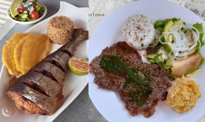 Cocine con edith comida tradicional pescados carnes panadería