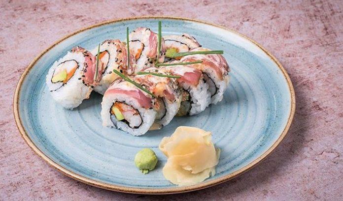 Cuon restaurante de comida Asiática y Sushi