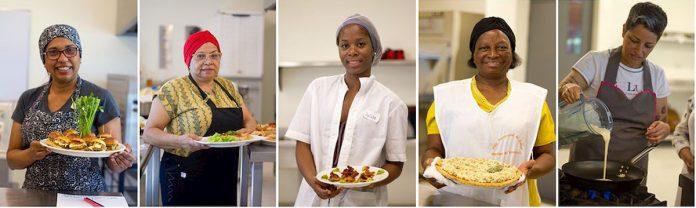 Cocinando Sueños empodera, forma y acompaña a mujeres cabeza de familia de comunidades vulnerables para que creen negocios culinarios y alcancen su independencia económica para impactar a sus comunidades.
