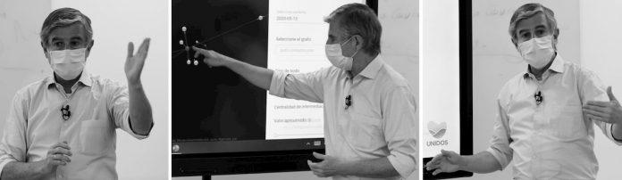 En Antioquia por cada caso positivo de COVID-19, se hacen 46 pruebas