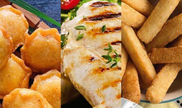 InCasa Delivery comida congelada y refrigerada de fácil