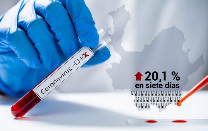 Incremento de casos de COVID-19 en Antioquia (1)