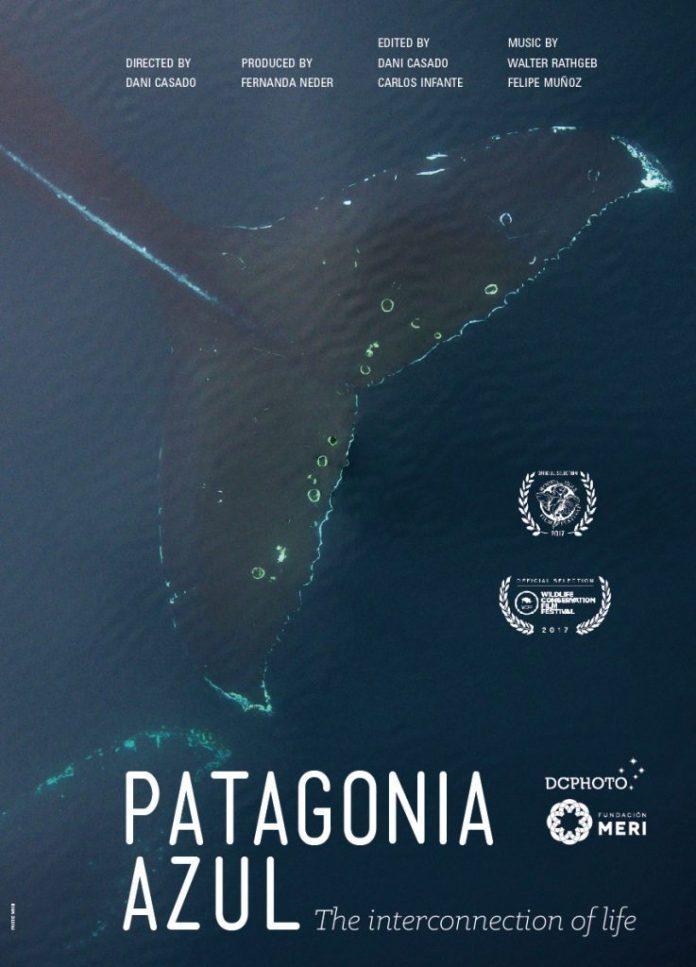 Hoy la función de las 8:00 p.m., y habilitada por 24 horas, será para Patagonia azul, de Chile. Hay agenda hasta el 11 de mayo.