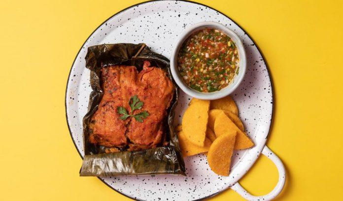Papaya Guacamaya cocina colombiana
