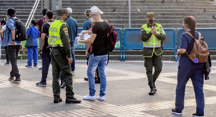 Restricciones Medellín