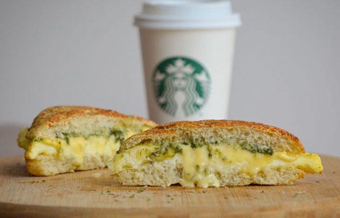 Starbucks. Preparación de bebidas a base de café. Domicilios