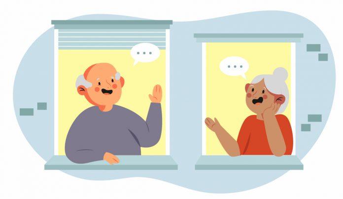 Cuarentena adultos mayores