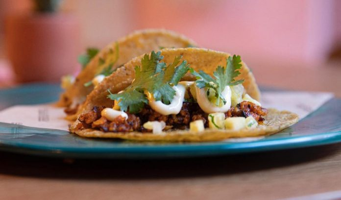 Aguafresca comida mexicana