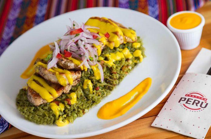 Contigo Peru restaurante de cocina peruana con recetas tradicionales