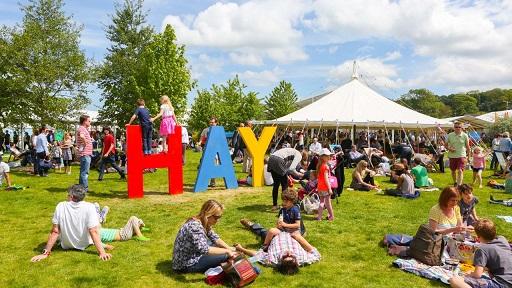 Hay Festival Gales