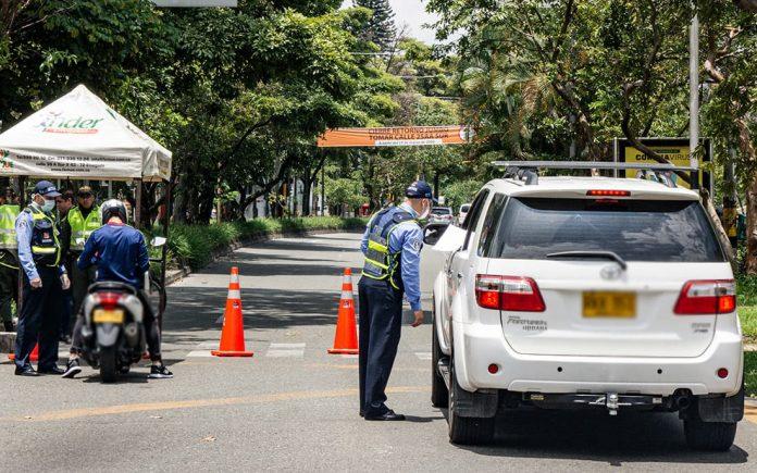 Exceso de velocidad Medellín
